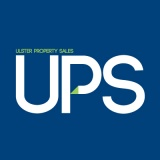 Ulster Property Sales (B'hack) logo